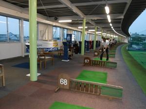 ゴルフ教室①・②