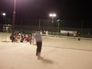 ソフトテニス教室(毎週木曜日)
