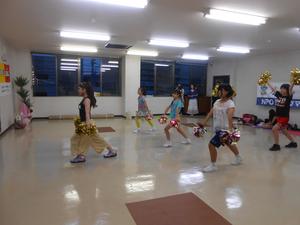 チアダンス(小学生高学年)