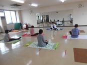 脳トレステップ健康体操教室