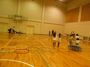 チャレンジ!体操教室(毎週金曜日)