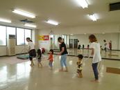 ママと一緒!リトミック体操教室