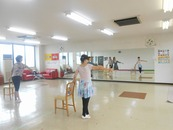 大人のバレエ教室