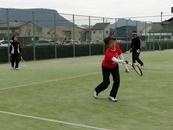 ソフトテニス教室(木曜日)