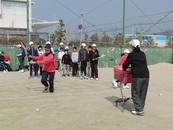 ソフトテニス教室(毎週土曜日)