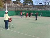 ソフトテニス教室(火曜日)
