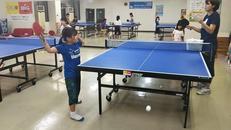 ジュニア卓球教室②