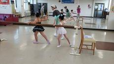 はじめてのキッズバレエ教室